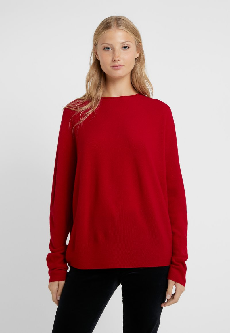 DRYKORN - MAILA - Strickpullover - red