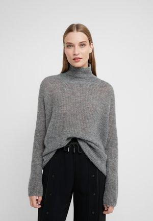 LYZA - Trui - grey