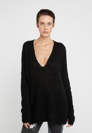 SELEN - Sweter - black