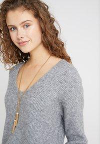DRYKORN - LINNA - Sweter - grey - 5