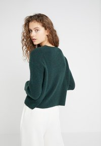 DRYKORN - TIMIRA - Sweter - dark green - 2