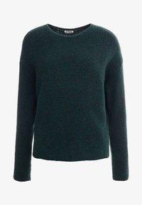 DRYKORN - TIMIRA - Sweter - dark green - 4