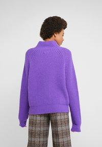 DRYKORN - CYNARA - Pullover - purple - 2