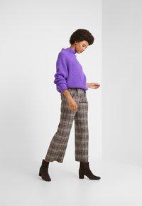 DRYKORN - CYNARA - Pullover - purple - 1