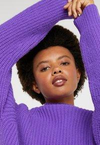 DRYKORN - CYNARA - Pullover - purple - 4