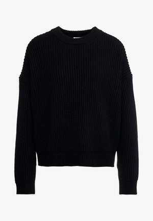 DOANIE - Sweter - schwarz