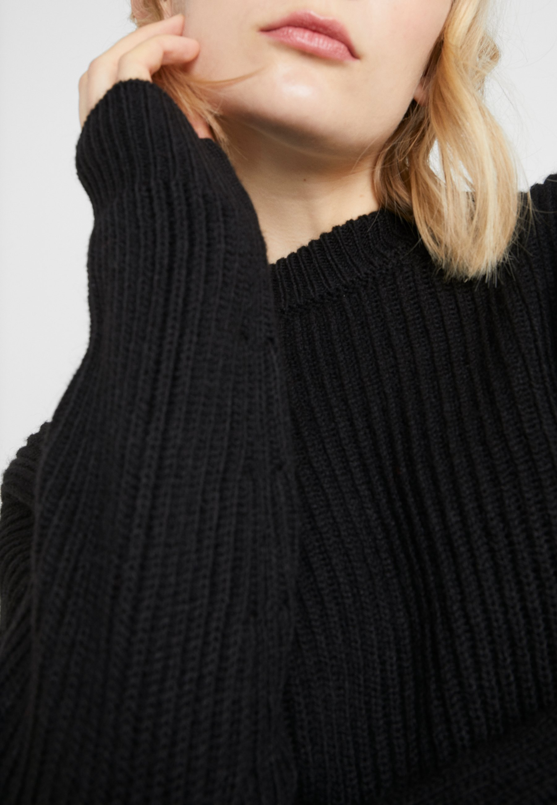 DRYKORN DOANIE - Pullover schwarz