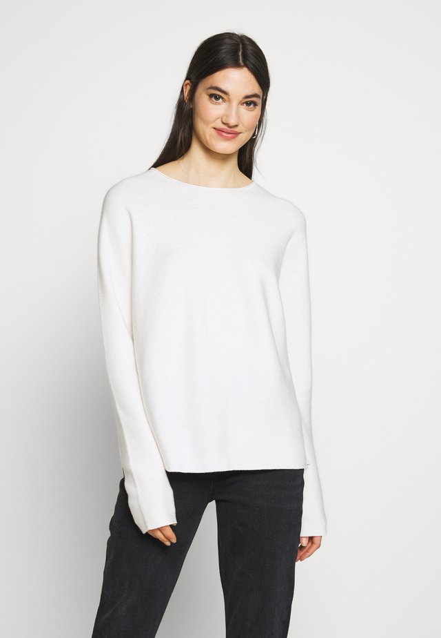MAILA - Strickpullover - offwhite