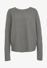 DRYKORN - MAILA - Neule - light grey melange - 4