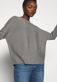 DRYKORN - MAILA - Pullover - light grey melange - 3