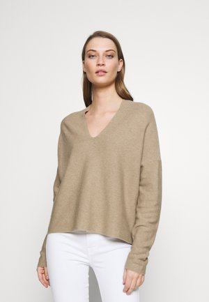 FELINE - Sweter - beige