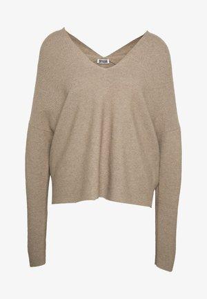 FELINE - Pullover - beige