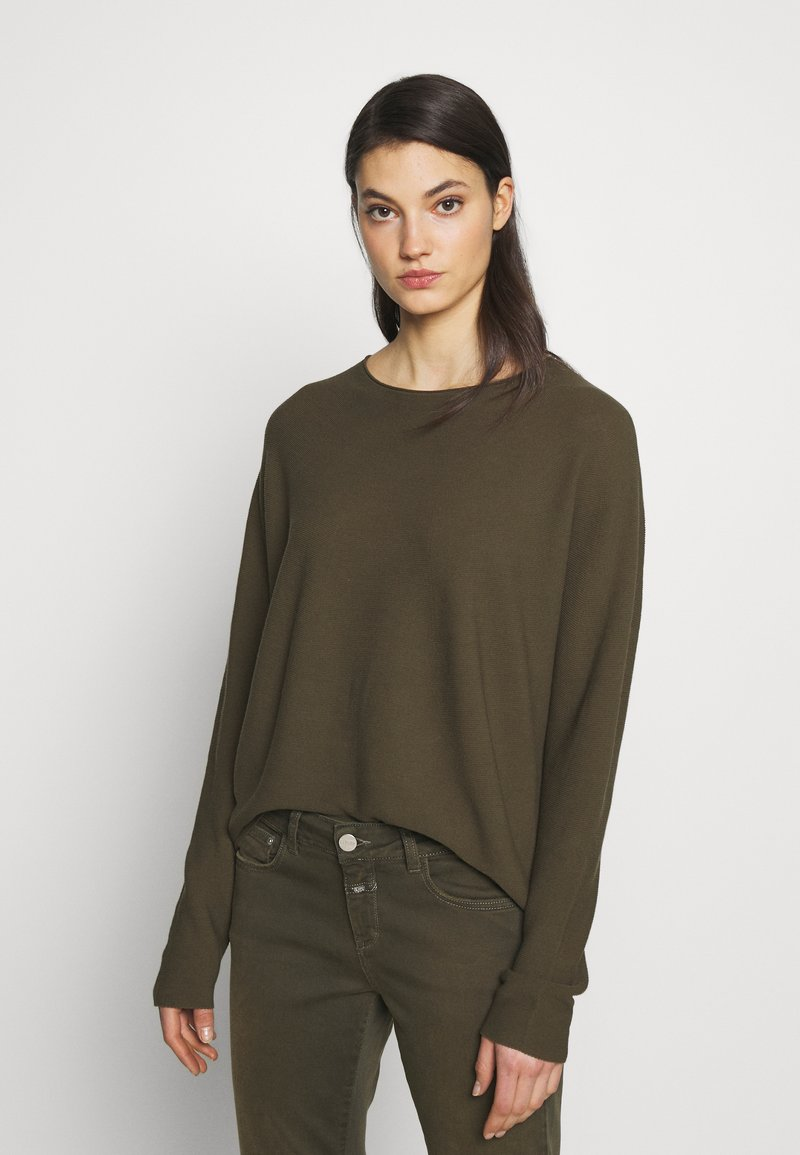 DRYKORN - MAILA - Pullover - oliv