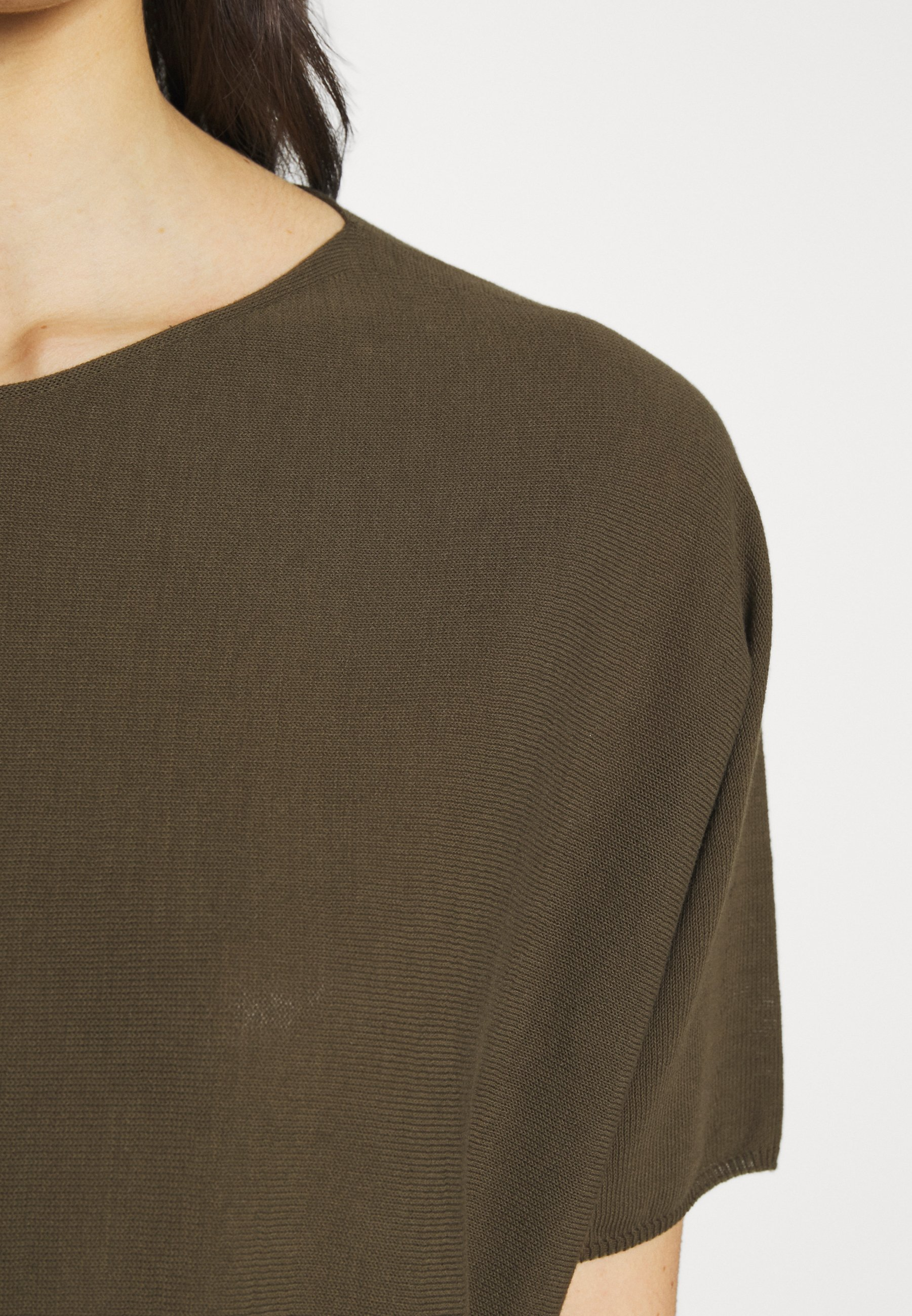 DRYKORN SOMELI - T-shirt basic - oliv