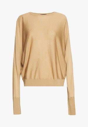 GELI - Pullover - braun