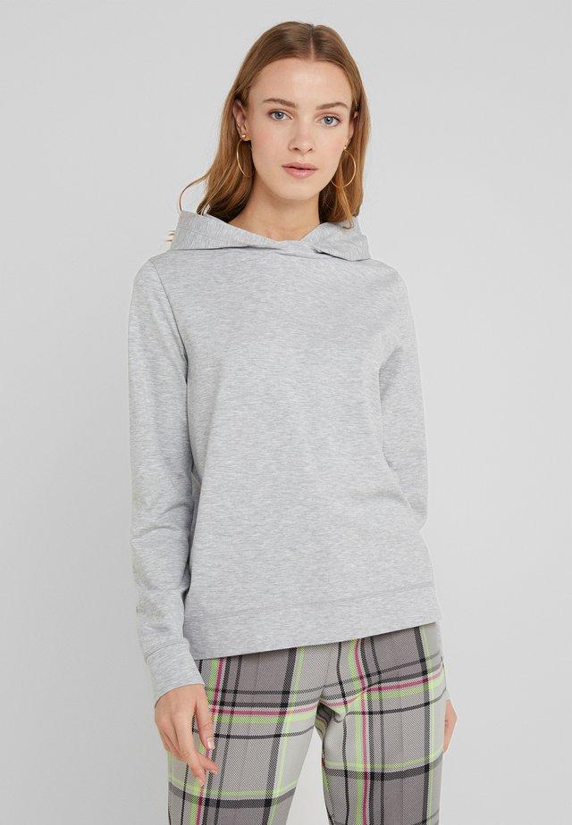 PAPILIA - Hoodie - grey melange