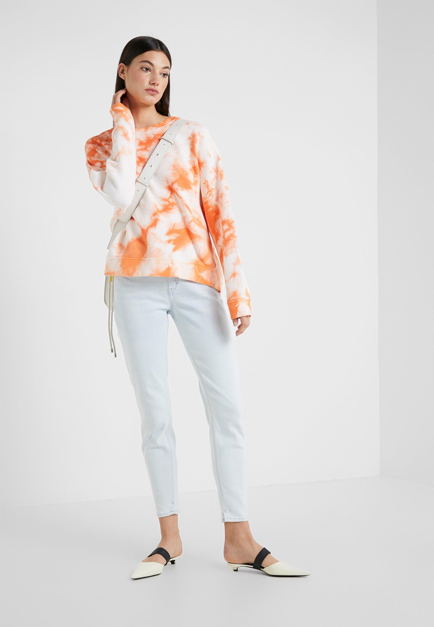 Drykorn Laisa - Sweatshirt Orange White