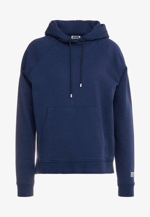 EMIE - Sweat à capuche - navy
