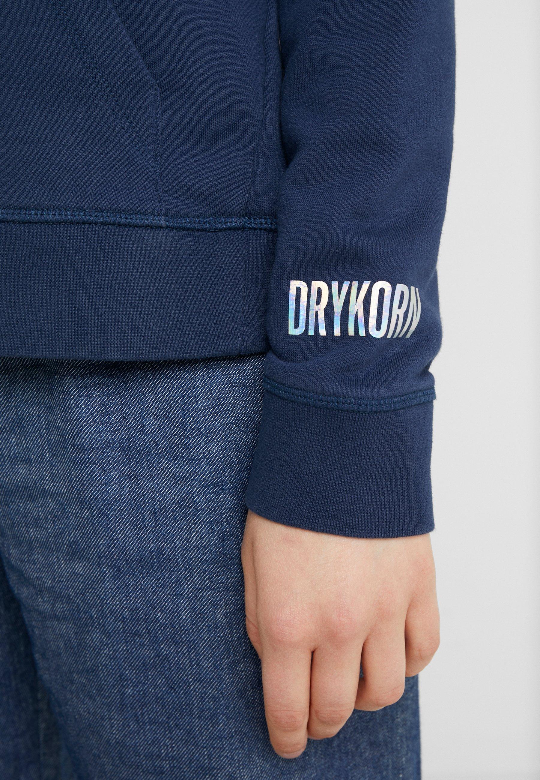 Drykorn Emie - Hættetrøjer Navy