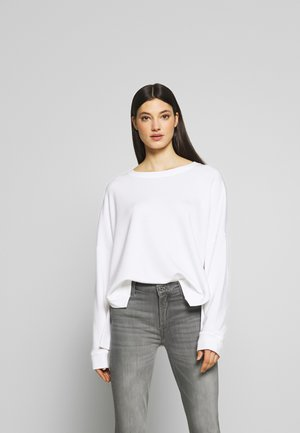 LAIMA - Sweatshirt - white