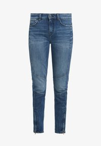 DRYKORN - STRICT - Jeansy Slim Fit - blue - 5
