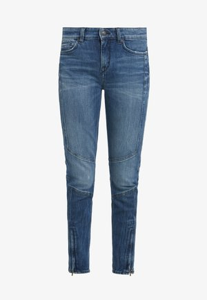 STRICT - Jeansy Slim Fit - blue