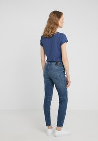 DRYKORN - STRICT - Jeansy Slim Fit - blue - 2