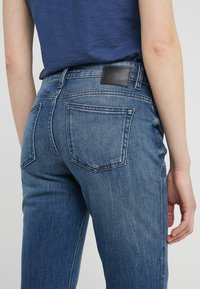 DRYKORN - STRICT - Jeansy Slim Fit - blue - 3