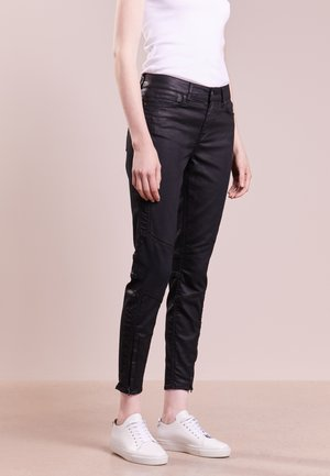 STRICT - Spodnie materiałowe - black