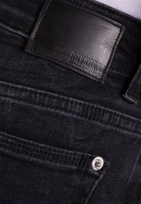 DRYKORN - PULL - Jeansy Skinny Fit - black - 4