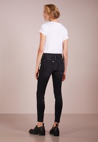 DRYKORN - PULL - Jeansy Skinny Fit - black - 2
