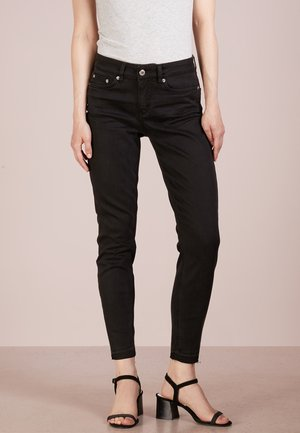 NEED - Jeansy Skinny Fit - black