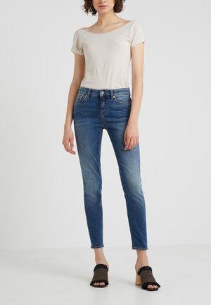 PULL - Jeans slim fit - blue denim