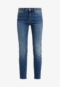 DRYKORN - PULL - Slim fit jeans - blue denim - 3