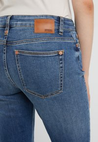 DRYKORN - PULL - Slim fit jeans - blue denim - 4