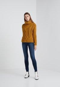 DRYKORN - PULL - Slim fit jeans - blue denim - 1