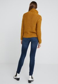 DRYKORN - PULL - Slim fit jeans - blue denim - 2
