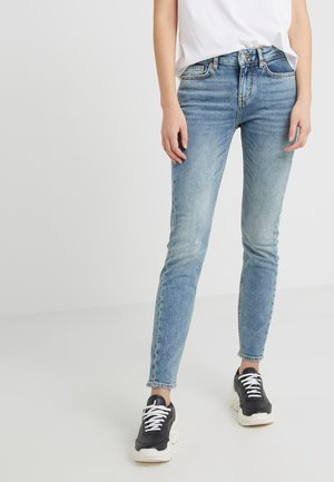 PULL - Jeans Slim Fit - blue denim