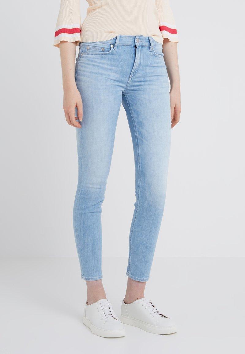 DRYKORN - PULL - Jeans Slim Fit - light blue denim