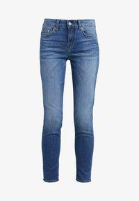 DRYKORN - NEED - Jeansy Skinny Fit - blue denim - 3