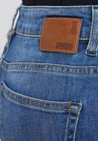 DRYKORN - NEED - Jeansy Skinny Fit - blue denim - 4