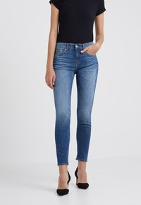 DRYKORN - NEED - Jeansy Skinny Fit - blue denim - 0