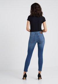 DRYKORN - NEED - Jeansy Skinny Fit - blue denim - 2