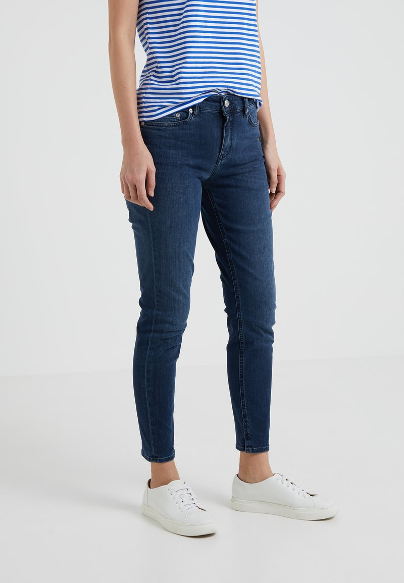 DRYKORN - NEED - Jeans Skinny Fit - blue denim
