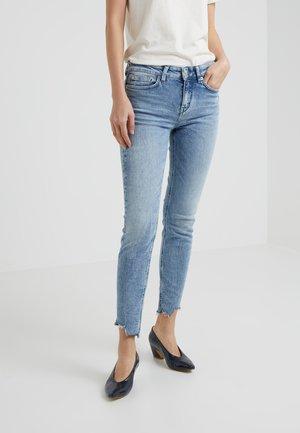 NEED - Jean slim - light blue denim