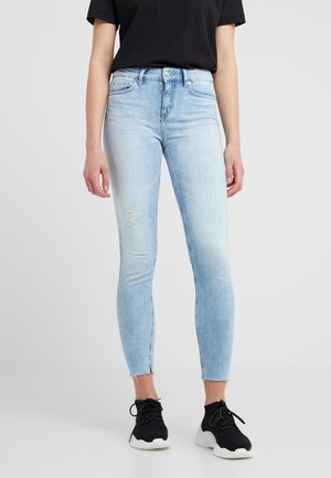 NEED - Jeansy Skinny Fit - light blue denim