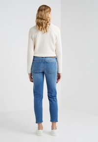 DRYKORN - LIKE - Jean boyfriend - blue denim - 2