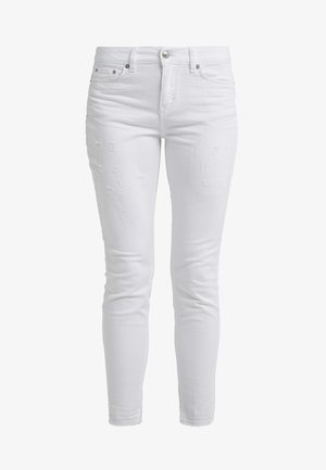 NEED - Jeansy Skinny Fit - white denim