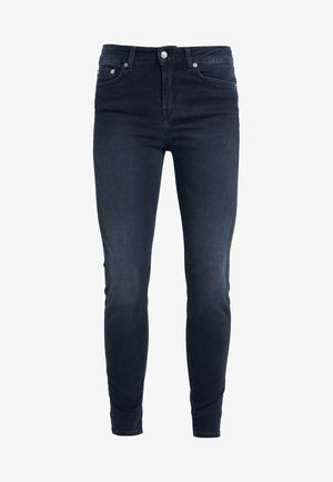 NEED - Jeansy Skinny Fit - dark blue wash