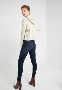 DRYKORN - NEED - Jeans Skinny Fit - dark blue wash - 2
